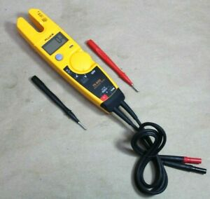 Fluke T5 600 Voltage Continuity And Current Digital Electrical Tester Meter New