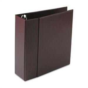 Heavy duty Binder With One Touch Ezd Rings 4 Capaciy Maroon X 3