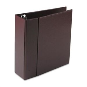 Heavy duty Binder With One Touch Ezd Rings 4 Capaciy Maroon X 2
