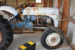 1947 8 n Ford Tractor used