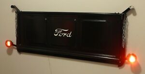 1950 Ford Truck Tailgate Bench Wall Mount New