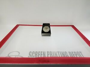Screen Printing Frame 20 X 24 60 White Mesh 150 Micron 30 Newton made In Usa