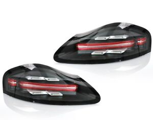 Porsche 986 Boxster 718 Style Led Tail Lights clear Lens New Release