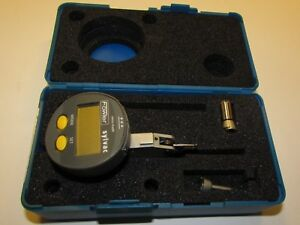 Fowler Sylvac Swiss Cl44 Quadra Electronic Test Indicator