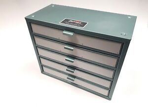 Sunnen Stone Selection Storage Box Pristine Condition