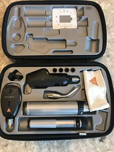Heine Ophthalmic Diagnostic Kit Table Charger Excellent Condition Optometry
