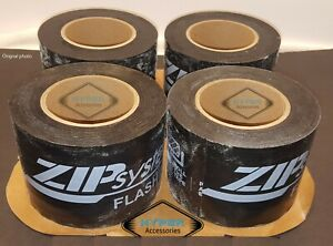 Four 4 Rolls Of Zip System Flashing Water Sealing Tape Best Tape Ever