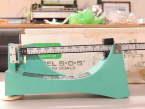 RCBS 505 Scale