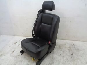 Dk90284 2004 2007 Cadillac Cts Front Passenger Right Side Seat Assy Black Oem