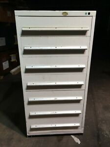 Nu era Tool Cabinet 7 Drawer Nice Condition