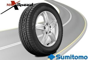 Qty Of 1 Sumitomo Htr A S P02 225 50 17 94w Bw High Performance Touring Tires