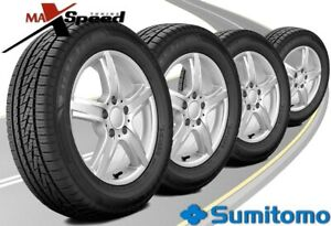 Qty Of 4 Sumitomo Htr A S P02 225 50 17 94w Bw High Performance Touring Tires