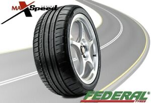 Qty Of 1 Federal 595 Rpm 335 30zr20 104y Ultra High Performance Tires