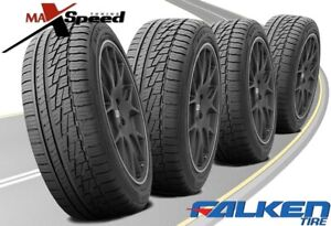 qty Of 4 Falken Ziex Ze 950 A s 225 40r18 92w Xl High Performance Tires