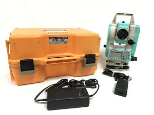 Nikon Dtm 332 Total Station Surveyors Tool Surveying Measurements Used Case More