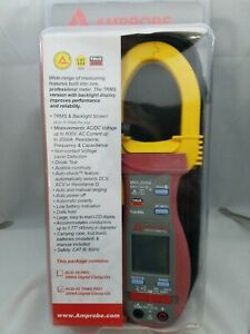 Amprobe Acd 15 Trms Pro 2000a Digital Clamp On Multimeters New In Package