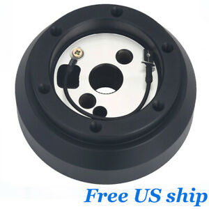 Steering Wheel Quick Release Hub Adapter Boss For Chevrolet Dodge Gm Buick Jeep