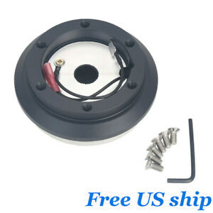 New Steering Wheel 1 5 Short Hub Adapter For Prelude Civic Rsx Tl Cl Accord Crz