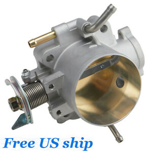 70mm Larger Throttle Body For Honda Civic S2000 Acura Integra B d h f Series B18