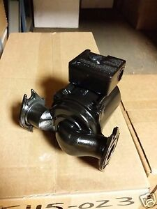 Ups26 99sf 3 speed Stainless Steel Circulator Pump 1 6hp 115v