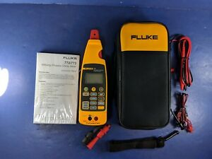 New Fluke 772 Milliamp Process Clamp Meter Screen Protector Accessories