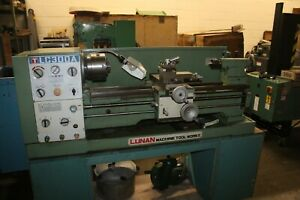 Lunan Lc300a Lc 300a 12 X 30 Engine Lathe With Stand