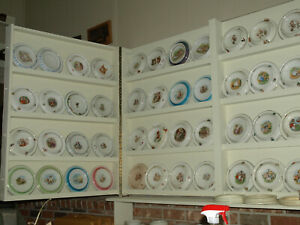 Antique Baby Plates Estate Collection 298 Plates Some Over 150 00 Value