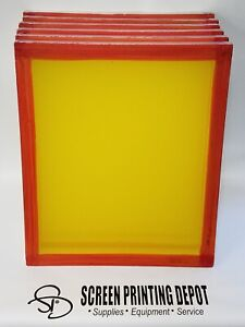 Screen Printing Frame 20 X 24 180 255 Mesh High Tension 28 Newton 6 Pack