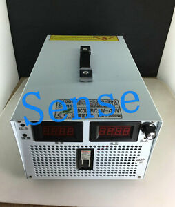 Ac200 240v To 0 125vdc 24a 3000w Output Adjustable Power Supply With Display