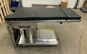 Skytron Elite 6500 Surgical Table With Hand Control biomed Tested 2