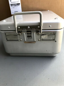 Wagner Steriset Sterilization Tray With Filter Lid 16 1 2 x10 x5