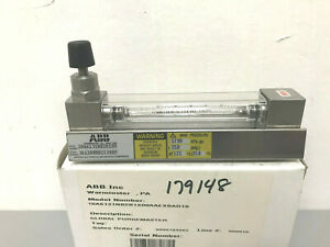 New Abb 10a6131nb2b1x0 Purgemaster Air Flow Meter 100 500 Range