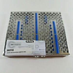 Infinity Cassette Orthodontic Small Series Thin Blue Imnorths8 Hu Friedy