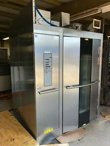 2016 Baxter Ov500g2 ee Double Rack Bakery Natural Gas Rack Oven 275 000 Btu