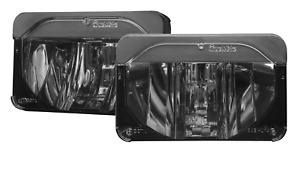 Truck lite 27640c Pair Of Rectangular Led 4 X 6 Headlight Low Beam Light
