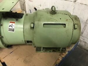 Toshiba Sullair 50hp Motor With Air End 230 460 Volt 02250101 132r00
