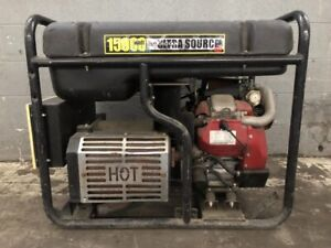 Generac 0e6221 Gasoline Powered Portable Generator