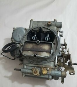 Holley Carburetor 80453 600cfm
