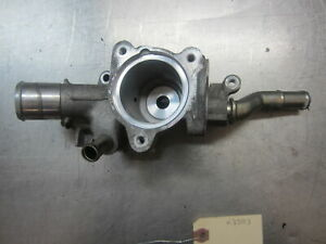 63j103 Rear Thermostat Housing 2014 Mazda 3 2 0