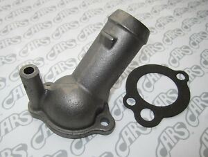 1961 1975 Buick Cast Iron Thermostat Housing Water Outlet With Gasket