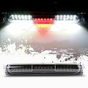 For 1997 2003 Ford F150 Black Housing Led Third 3rd Tail Brake Light Lamp Bar