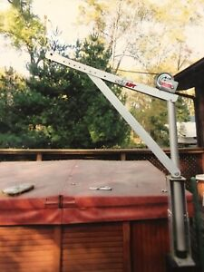 Spitz Lift Truck Lift Safety Lift Rated Up To 700 Lb