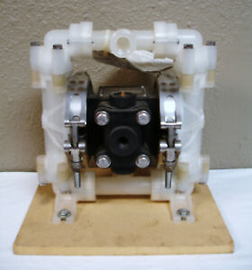 Warren Rupp Sandpiper Type 3 Double Diaphragm Pump Pb 1 2 a
