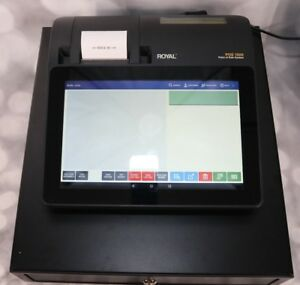 Royal Pos1500 Cash Management System In Box