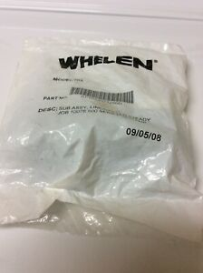 Whelen Lin6 Led 500 Series Red amp Steady Burn New Old Stock
