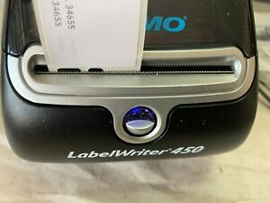 Dymo Labelwriter Turbo 450 Thermal Printer great Condition Plus Free Labels
