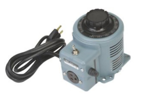 Variable Transformer Powerstat 120 Vac 140 V 10 A 10a Cw Ccw