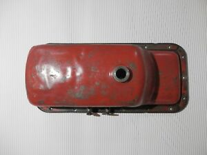 International Farmall Super C Tractor Oil Crank Case Pan Assembly