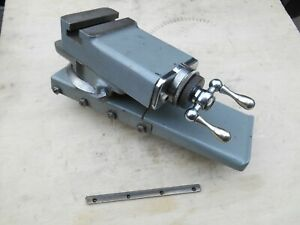 Atlas Craftsman 12 Commercial Lathe Compound Rest Assembly With Jib