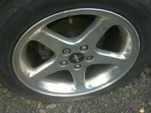 Wheel 17x8 5 Spoke Gt With Exposed Lug Nuts Fits 98 04 Mustang 2044551
